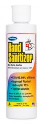 Hand Sanitizer 8oz. - 75% Isopropyl Alcohol FDA Formula