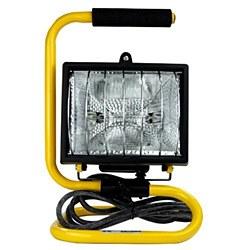 Sunlite Halogen Work Lamp Portable Fixture, QF444