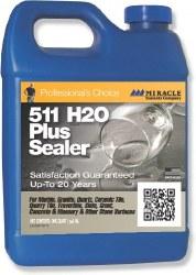 Miracle H2O Plus Sealer Qt., H2O PL QT 6/1