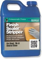 Miracle Finish Sealer Stripper Qt., FSS 6/1 QT
