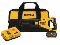 Reciprocating Saw Kit, DCS388T1, 60V, 1-1/8 in L Stroke
