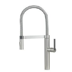 Blancoculina 2.2 Semi-Pro Kitchen Faucet in  Satin Nickel