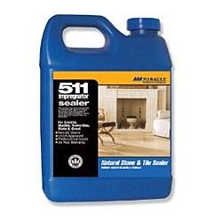 Miracle 511 Impregnator Sealer Quart, 511 QT 6/1