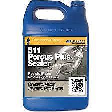 Miracle 511 Porous Plus Sealer Gallon, PLUS GAL 4/1