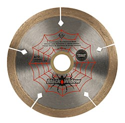"Black Widow 4"" Diamond Cutting Blade"