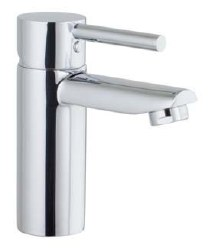 MZ Single Lever Minima Faucet in Chrome