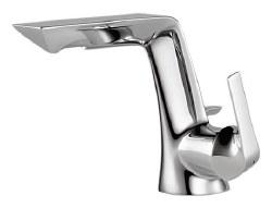 Brizo Sotria: Single Handle, Single Hole, Lavatory Faucet in Polished Chrome