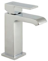 MZ Single Lever Waterfall Faucet in Chrome
