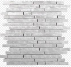 Alumina Bars Mosaic 12x14, per sheet