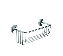 Baño Diseño Cloe Basket No.13 in Chrome