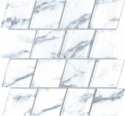 "Alps Diamond Mosaic on 11.75 X 11.75"" Sheet"