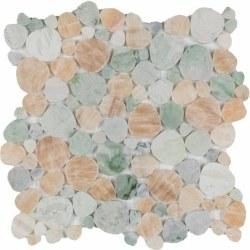 "Aphrodite Spring Mosaic on 12X12"" Sheet"