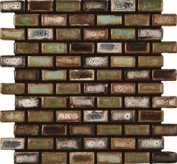 """Apollo Stack Mosaic on 11.75 X 11.75"""" Sheet"""