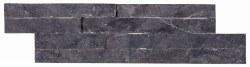 "Black Slate Wall Cladding 4"" X 14"", per pc."