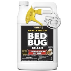 Egg Kill & Resistant Bed Bug Killer, Gallon, BLKBB-128