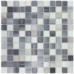 Directions XHT307 Dark Nights Mosaic on 12x12 Sheet