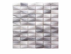 "Diamond Marmara Mosaic on 12X12"" Sheet"