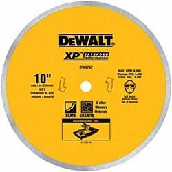 """Dewalt 10"""" Porcelain Tile Cutting Blade"""