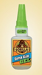 Gorilla Super Glue Gel 15g Tube