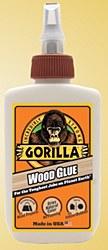 Gorilla Wood Glue 4oz