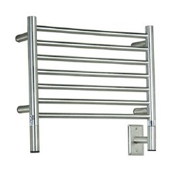 Model H Straight - Polished Towel Warmer