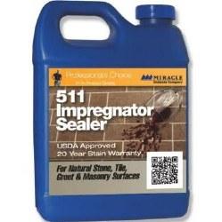 Miracle 511 Impregnator Sealer, 511 GAL 4/1