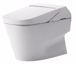 Neorest 700H Toilet 1.0 & 0.8 GPF in Cotton White