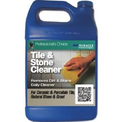 Miracle Tile & Stone Cleaner Gallon, TSC 4/1 GAL