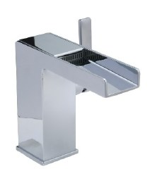 Razo Open Channel Faucet in Chrome