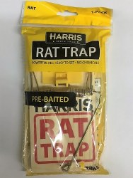 Pre-baited Rat Trap, 1-pack, WRT-1