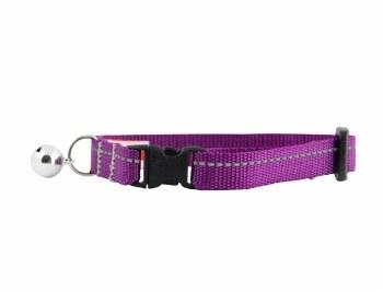 Primary Kitty Breakaway Collar, Purple