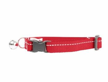 Primary Kitty Breakaway Collar, Red