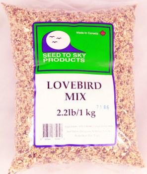 Lovebird Mix 1kg