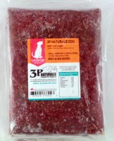 Beef with Organ Bulk, Case of 5, 1200g Packages