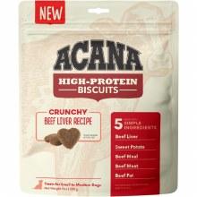 Beef Liver Biscuits