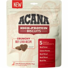 Beef Liver Biscuits 255g Small