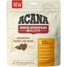 Chicken Liver Biscuits