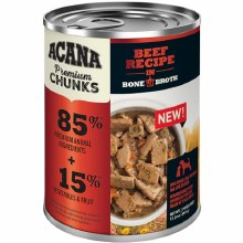 Beef Recipe, Case of 12, 12.8oz Cans