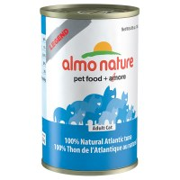 Atlantic Tuna, Case of 24, 140g Cans