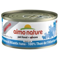 Atlantic Tuna, Case of 24, 70g Cans