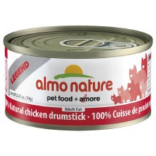 Chicken Drumstick, Case of 24, 70g Cans