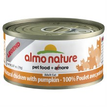 Chicken with Pumpkin, Case of 24, 70g Cans