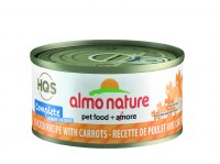 Chicken with Carrots 70g, Case of 24