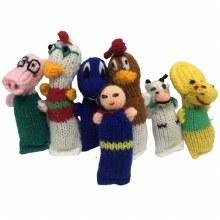 Assorted Barn Yarn Animals with Catnip