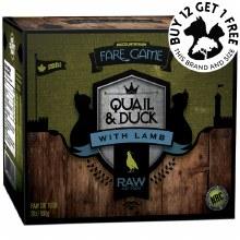 Fare Game Duck & Quail