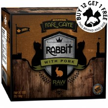 Fare Game Rabbit
