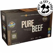 Pure Beef 4 x 1 lb