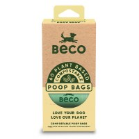Home Compostable Poop Bags | Unscented, Pack of 60 Bags