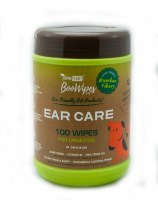 Bamboo Fiber Ear Care 100 BooWipes