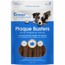 Plaque Busters with Pumpkin Spice, Pack of 8